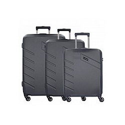 Набор чемоданов на 4 колесах Travelite Tourer TL072740-01