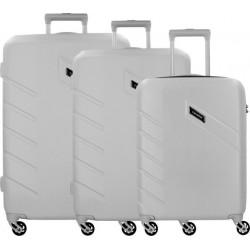Набор чемоданов на 4 колесах Travelite Tourer TL072740-56