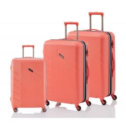 Набор чемоданов на 4 колесах Travelite Tourer TL072740-88