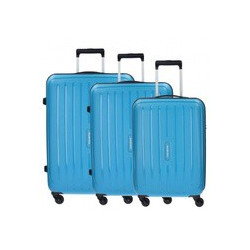 Набор чемоданов на 4 колесах Travelite Uptown TL072240-22
