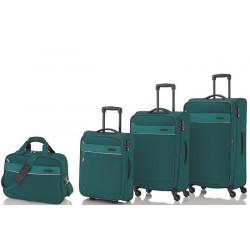 Чемодан на 4 колесах Travelite Delta S TL089240-81