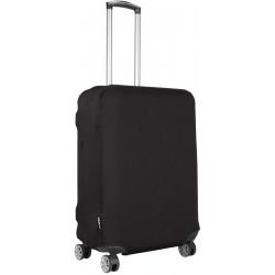 Чехол неопрен на чемодан M черный Высота 55-65см Coverbag CvM0104BK
