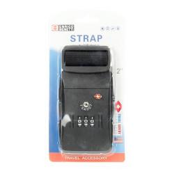 Ремень для багажа с TSA замком Enrico Benetti Travel Acc Eb55009 001