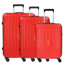 Набор чемоданов на 4 колесах Travelite Uptown TL072240-10