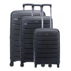 Набор чемоданов на 4 колесах Titan Limit Ti823102-01