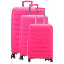 Набор чемоданов на 4 колесах Titan Limit Ti823102-17