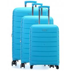 Набор чемоданов на 4 колесах Titan Limit Ti823102-21
