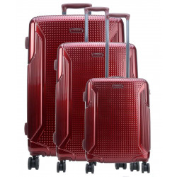 Набор чемоданов на 4 колесах Titan Cody Ti826102-70