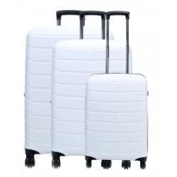 Набор чемоданов на 4 колесах Titan Ti823102-30