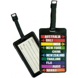 Бирка для чемодана ACCESSORIES/Countries Travelite TL000015-913
