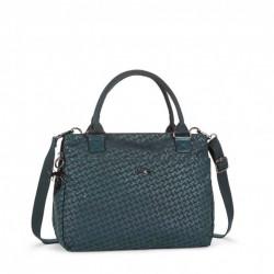 Женская сумка Kipling CARALISA/Dk Emerald Emb K16653_M75