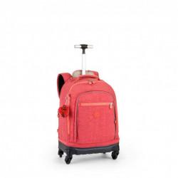 Рюкзак на колесах Kipling ECHO/Punch Pink C K11648_T13