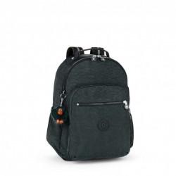 Рюкзак для ноутбука Kipling SEOUL UP/Emerald Combo K21305_P42