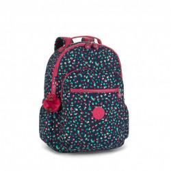 Рюкзак для ноутбука Kipling SEOUL UP/Festive Camo K21305_R15