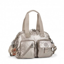 Женская сумка Kipling DEFEA/Metallic Pewter K18217_L34