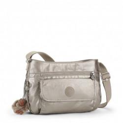 Женская сумка Kipling SYRO/Metallic Pewter K12482_L34