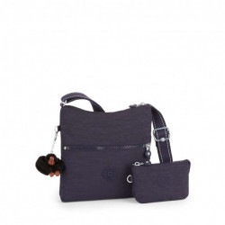Женская сумка Kipling ZAMOR DUO/Blue Purple C K01659_G71
