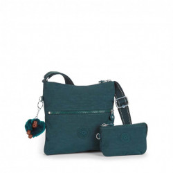 Женская сумка Kipling ZAMOR DUO/Deep Emerald C K01659_89W