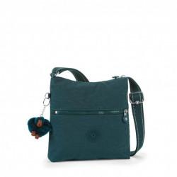 Женская сумка Kipling ZAMOR/Deep Emerald C K12199_89W