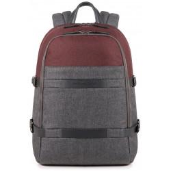 Рюкзак для ноутбука Piquadro PIERRE/Red-Grey CA3188W80T_RGR