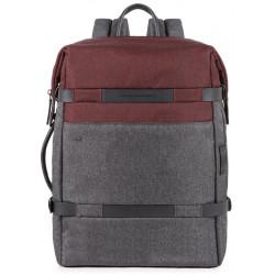 Рюкзак для ноутбука Piquadro PIERRE/Red-Grey CA3822W80T_RGR