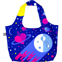 Сумка BG Berlin Eco Bag Cosmic Love дворучн. (50x65см) Bg001-01-103