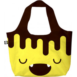 Сумка BG Berlin Eco Bag Choco Banana дворучн. (50x65см) Bg001-01-130