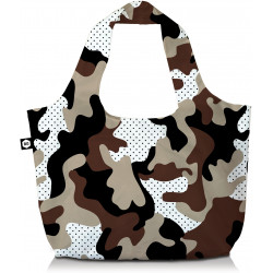 Сумка BG Berlin Eco Bag Camo Safari дворучн. (50x65см) Bg001-01-143-03