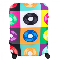 Чехол для чемоданов BG Berlin Hug Cover Glam Lps 44-52см S Bg002-02-107-S