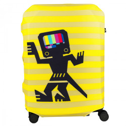Чехол для чемоданов BG Berlin Hug Cover Caveman 44-52см S Bg002-02-124-S