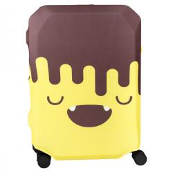 Чехол для чемоданов BG Berlin Hug Cover Chocobanana 44-52см S Bg002-02-130-S