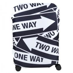 Чехол для чемоданов BG Berlin Hug Cover All Ways 57-62см M Bg002-02-131-M