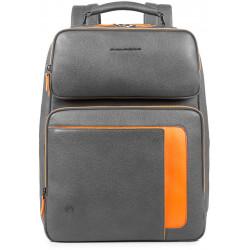 Рюкзак для ноутбука Piquadro ERSE/Grey-Orange CA4275S95_GRAR