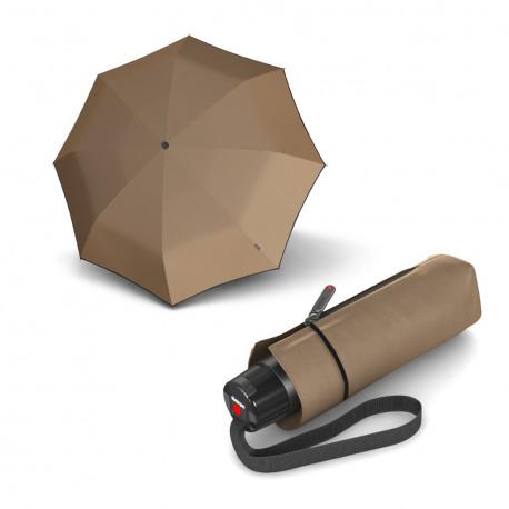 Зонт складной Knirps T.010 Small Manual Desert Kn9530108005