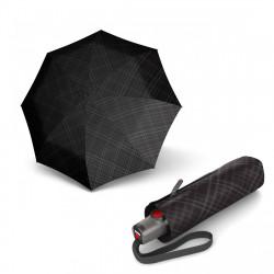 Зонт складной Knirps T.100 Small Duomatic Modern Black Kn9531007050