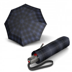 Зонт складной Knirps T.100 Small Duomatic Modern Blue Kn9531007051