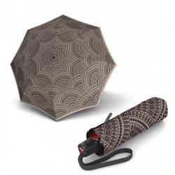 Зонт складной Knirps T.100 Small Duomatic Marrakech Desert Kn9531008046