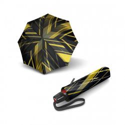 Зонт складной Knirps T.200 Medium Duomatic Edinburgh Vulcano Kn9532008077