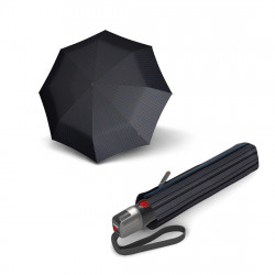 Зонт складной Knirps T.300 Large Duomatic Peace Grey Kn9533008156