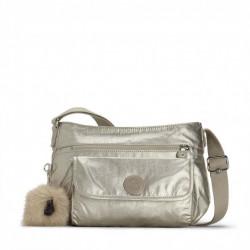 Женская сумка Kipling SYRO/Silver Beige  K12482_02R