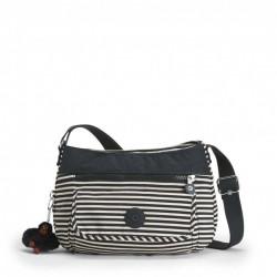 Женская сумка Kipling SYRO/Marine Stripy B  K13163_09T