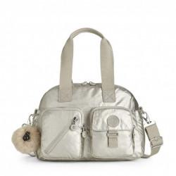 Женская сумка Kipling DEFEA/Silver Beige  K18217_02R