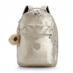 Рюкзак для ноутбука Kipling CLAS SEOUL/Silver Beige  K12629_02R