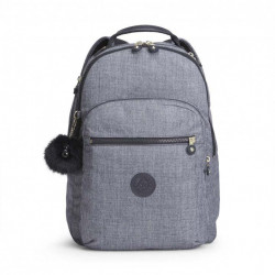Рюкзак для ноутбука Kipling CLAS SEOUL/Cotton Jeans  K12629_F27