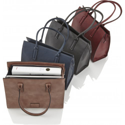 Женская сумка Travelite LICHTBLAU/Nude  TLLB-04-0690