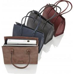 Женская сумка Travelite LICHTBLAU/Anthrazit  TLLB-04-0980