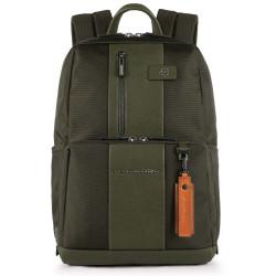 Рюкзак для ноутбука Piquadro BRIEF/Green CA3214BR_VE