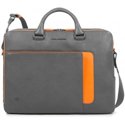 Портфель Piquadro ERSE/Grey-Orange CA4273S95_GRAR