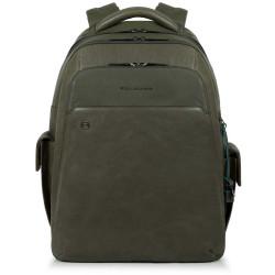 Рюкзак для ноутбука Piquadro BAGMOTIC/Green CA3444B3BM_VE