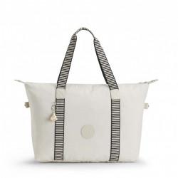 Женская сумка Kipling ART M FOLD/Canvas White K16997_16H